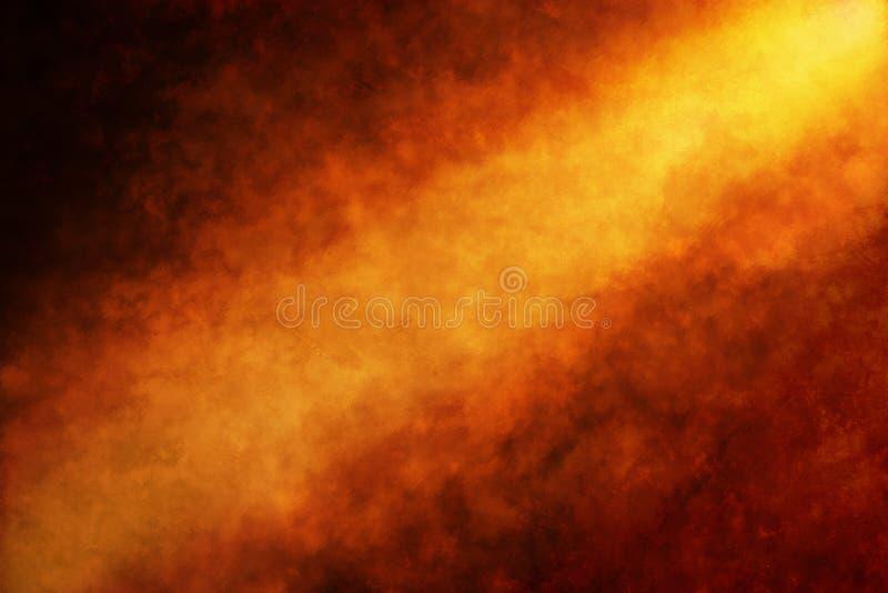 Abstraktes Segeltuch gemalter Hintergrund stockfotografie