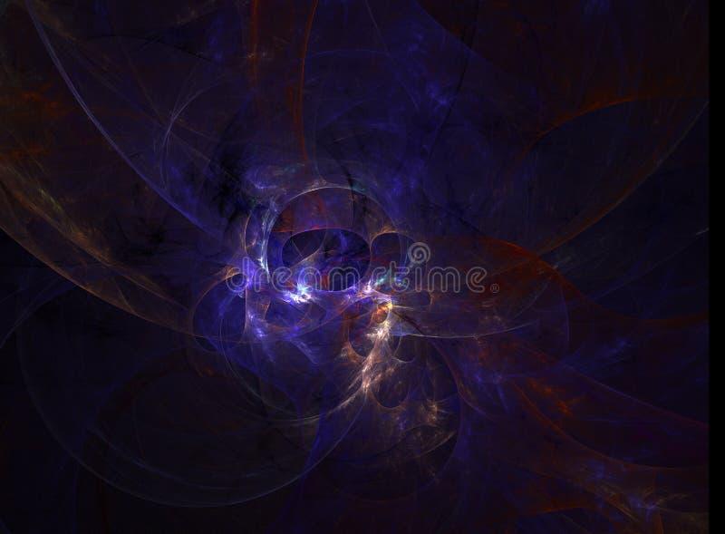 Abstraktes Universum vektor abbildung
