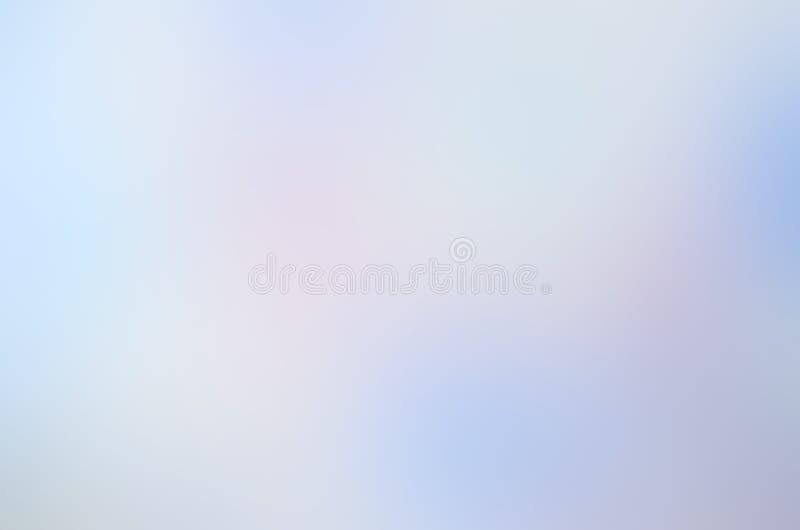 Abstraktes Veilchen unscharfe Oberfläche Weicher Hintergrund Mehrfarbiger Raum lizenzfreies stockfoto