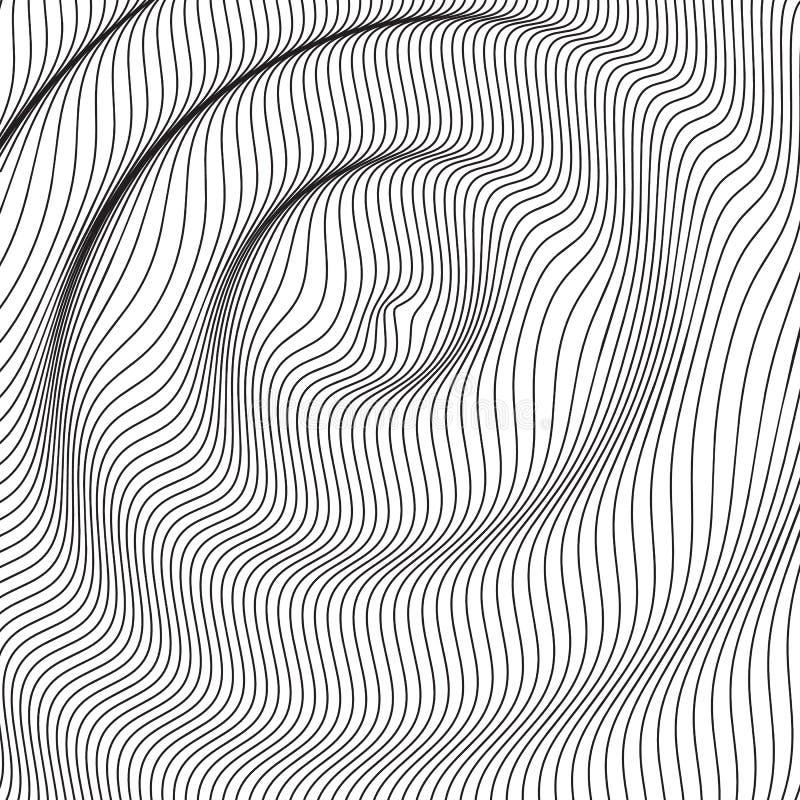 Abstraktes Vektorgestaltungselement vektor abbildung