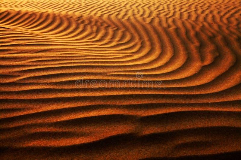 Abstraktes Wüstenmuster lizenzfreies stockfoto