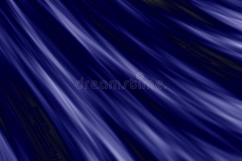 Abstraktes Wasser stock abbildung