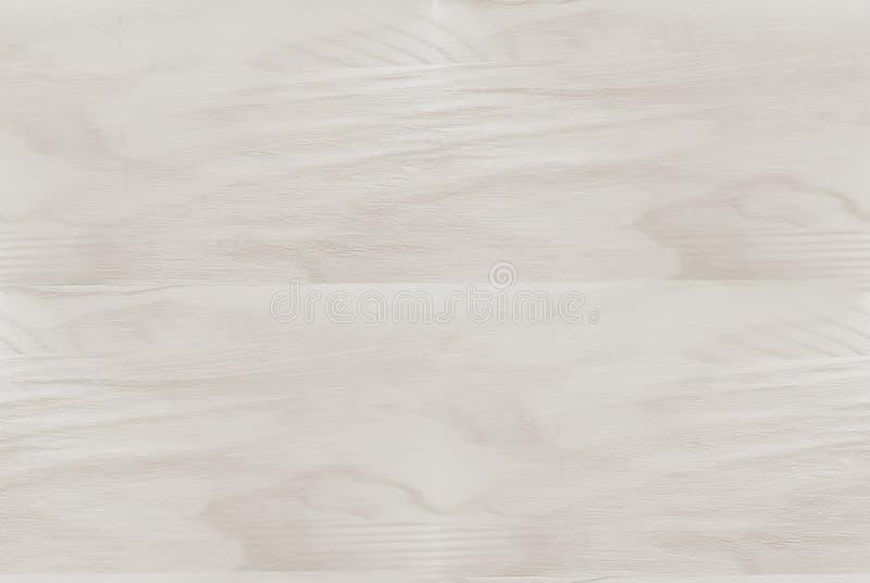 Abstraktes weißes hölzernes - nahtlose Beschaffenheit stock abbildung