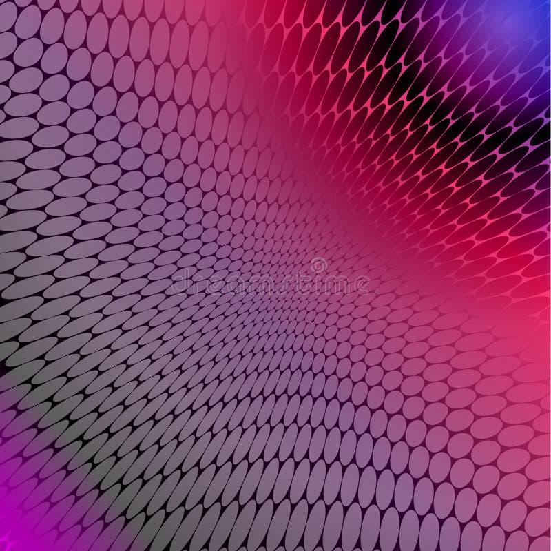 Abstraktion vektor illustrationer
