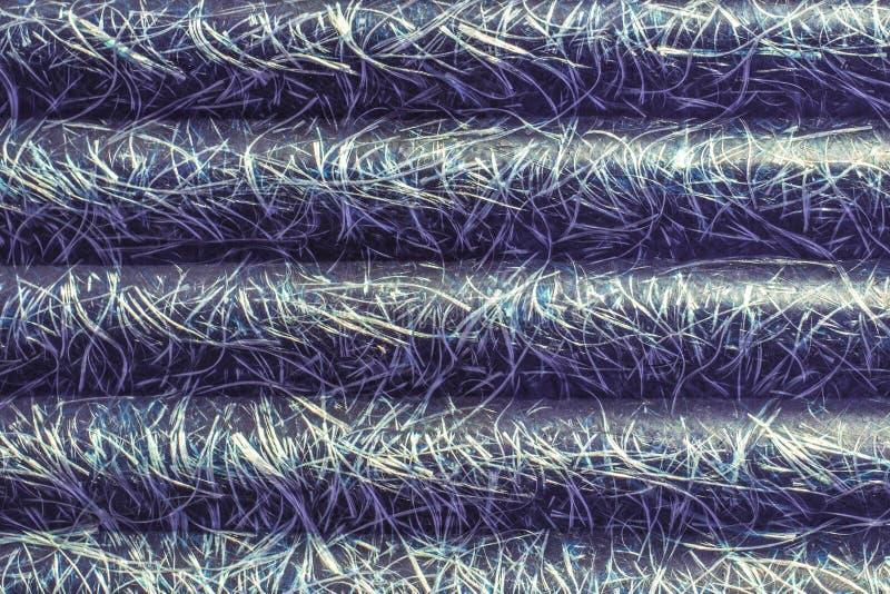 Abstraktion blauen textolite Schiefers, Fiberglas, blauer Hintergrund lizenzfreies stockfoto