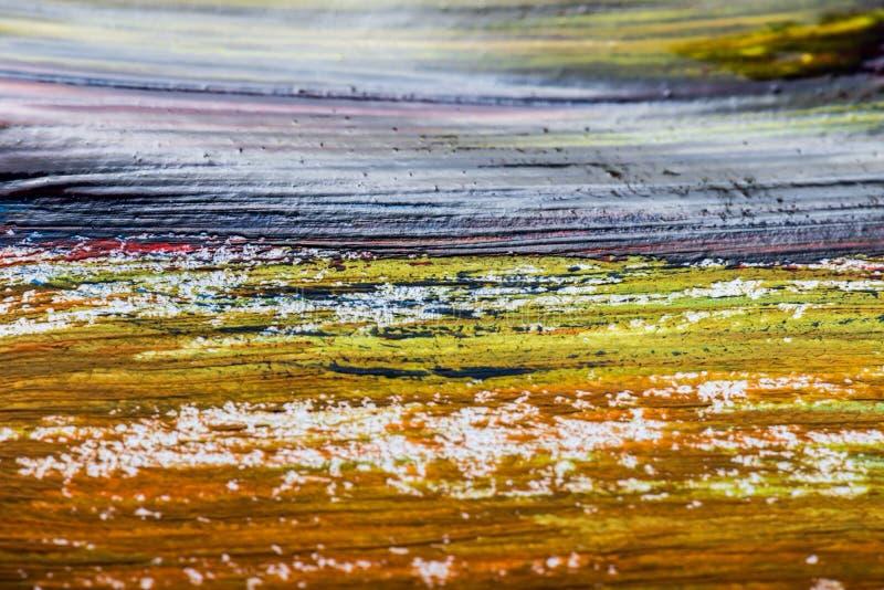 Abstraktion für den Hintergrund, im allgemeinen zeichnend mit unterschiedlichem Farbrahmen stockfoto
