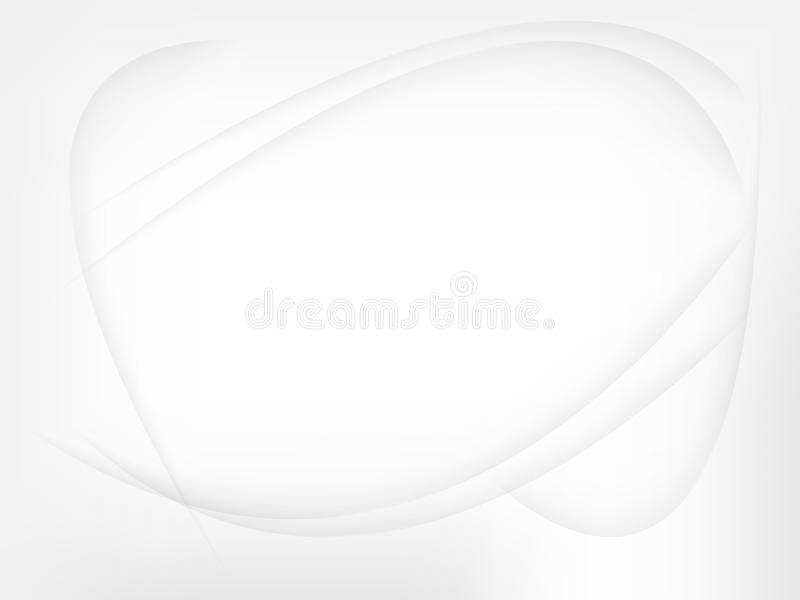Abstrato alise linhas cinzentas e brancas borradas fundo ilustração stock