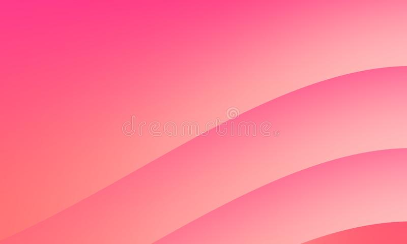 Abstract bright colors Background. Vector Illustration. AbsVector Illustration. wallpaper for many uses for backgrounds or screensavertract bright orange yellow royalty free illustration