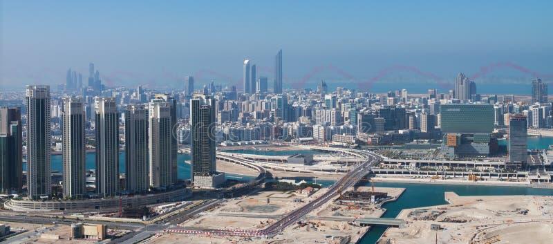 Abu Dhabi fotografia de stock royalty free