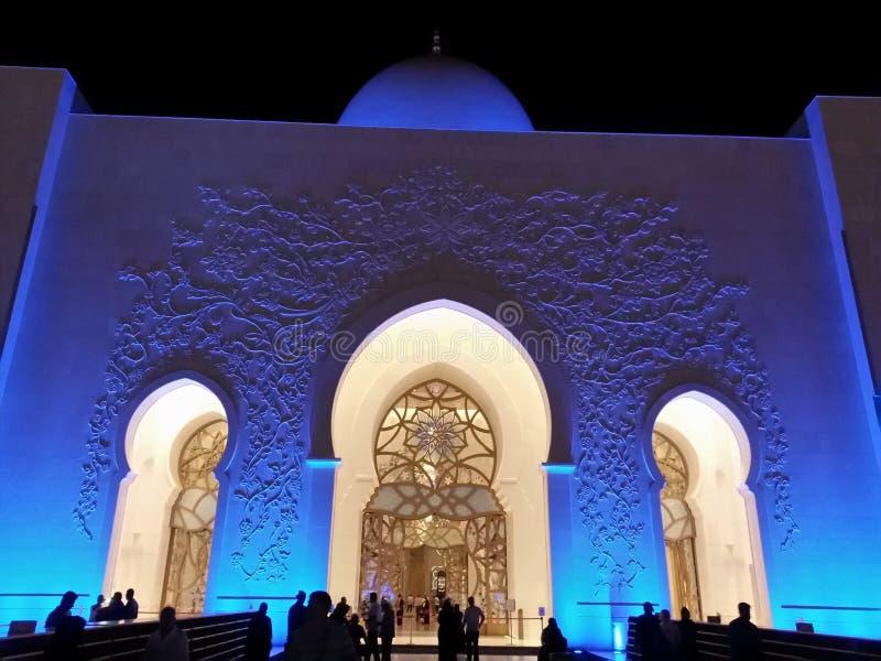 Abu Dhabi lizenzfreie stockfotografie