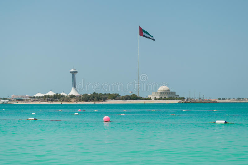 Abu Dhabi Heritage photo libre de droits