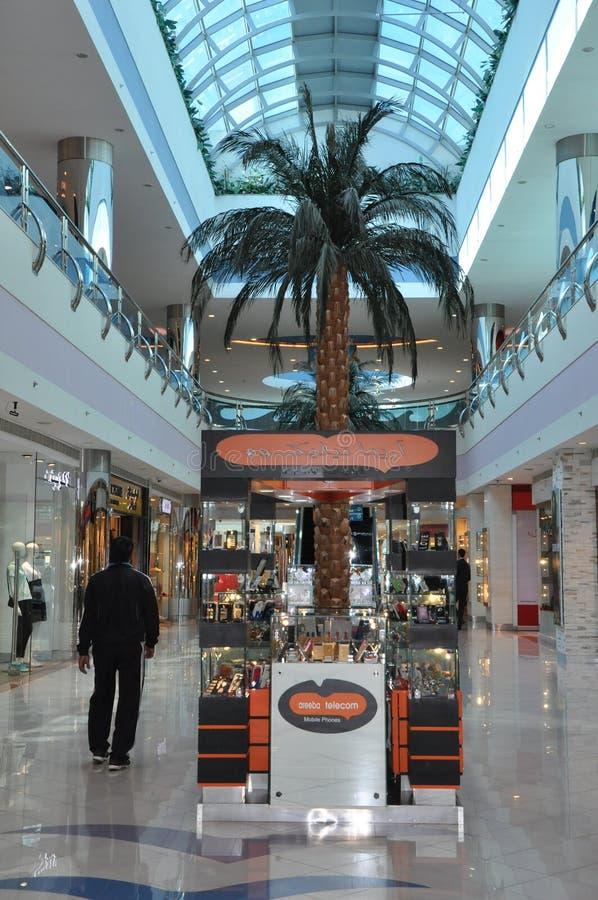 Abu Dhabi Marina Mall nei UAE immagini stock