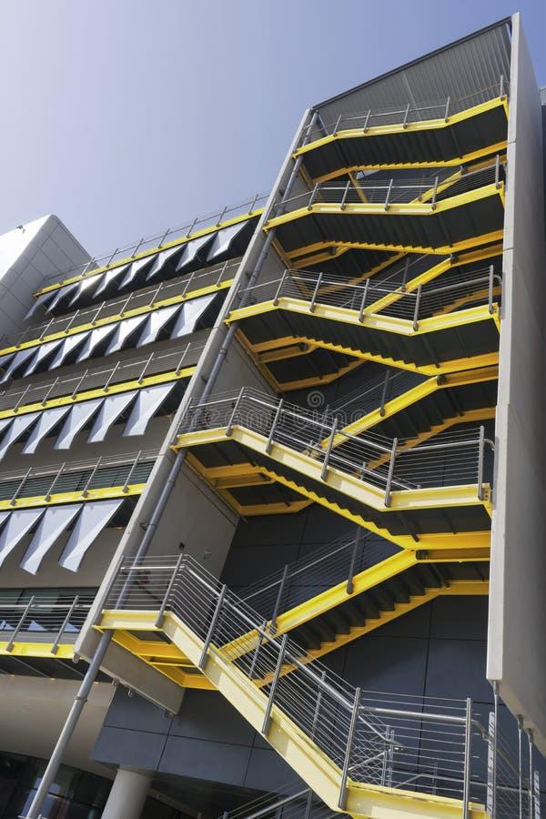 Siemens Headquarters in Masdar City, Abu Dhabi royalty free stock photography