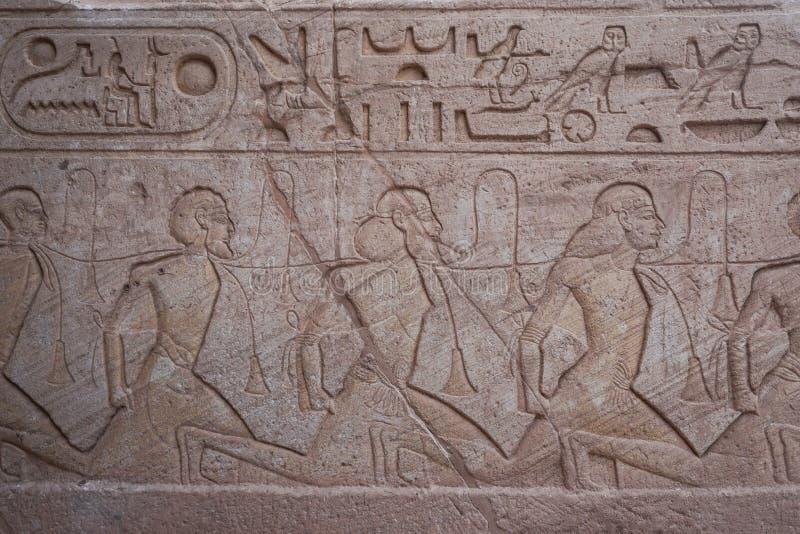 Abu Simbel, Αίγυπτος: Ναός Αμπού Σίμπελ στοκ φωτογραφίες