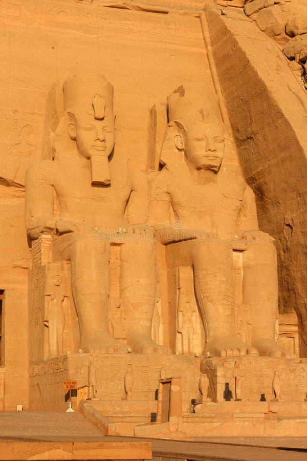 Abu Simbel imagens de stock royalty free