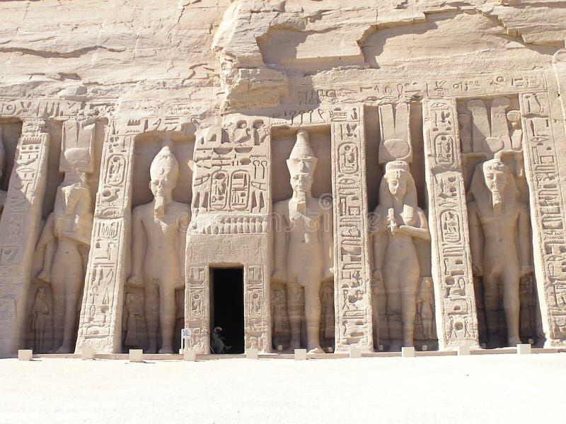 Download Abu Simbel Temple - Nefertari Stock Photo - Image: 93268
