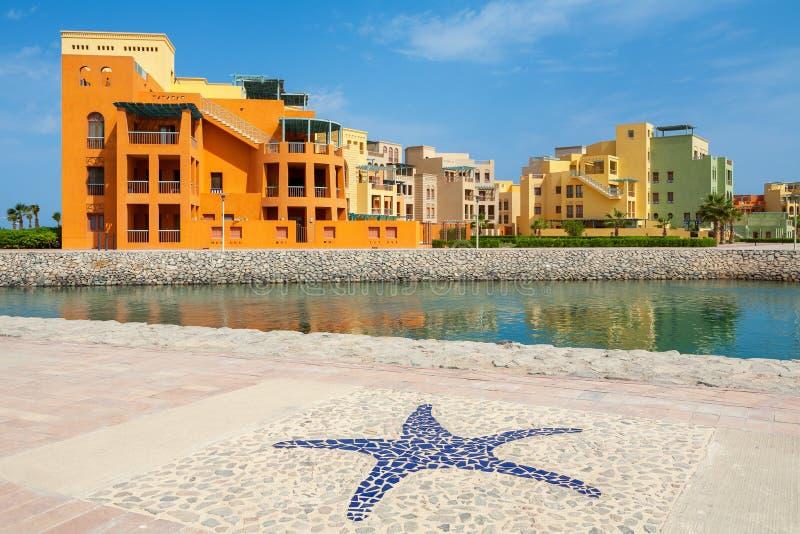 Download Abu Tig Marina. El Gouna, Egypt Stock Image - Image: 33690443