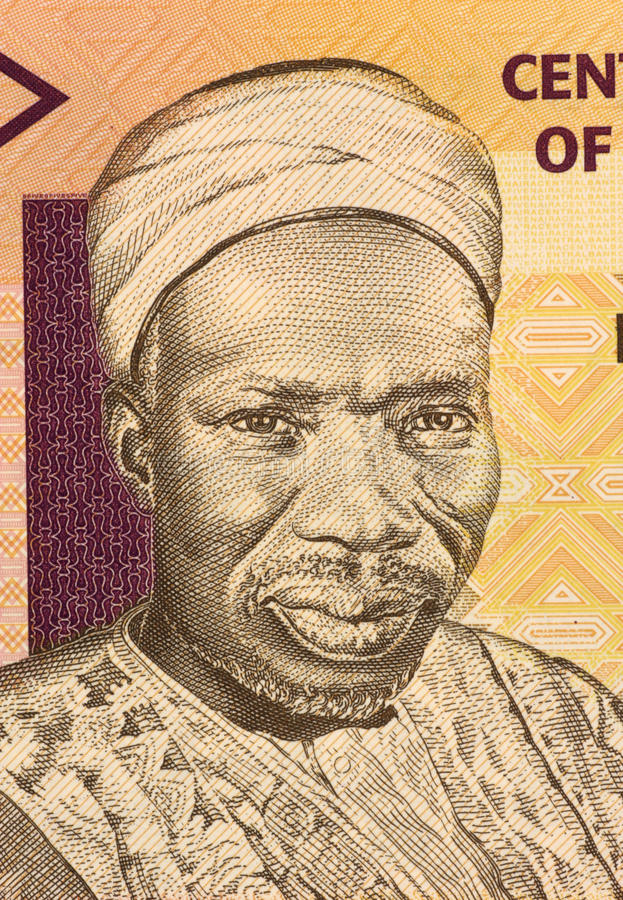 abubakar balewa sir tafawa zdjęcie royalty free