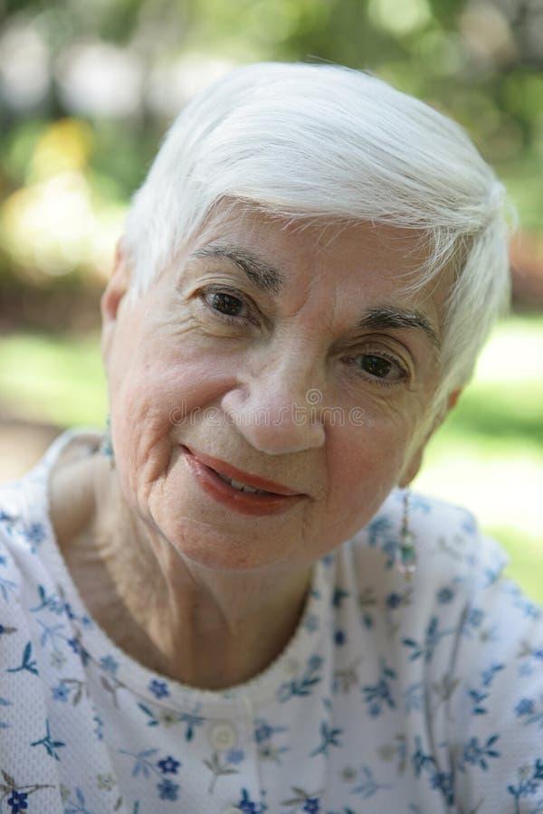 Abuela imagenes de archivo