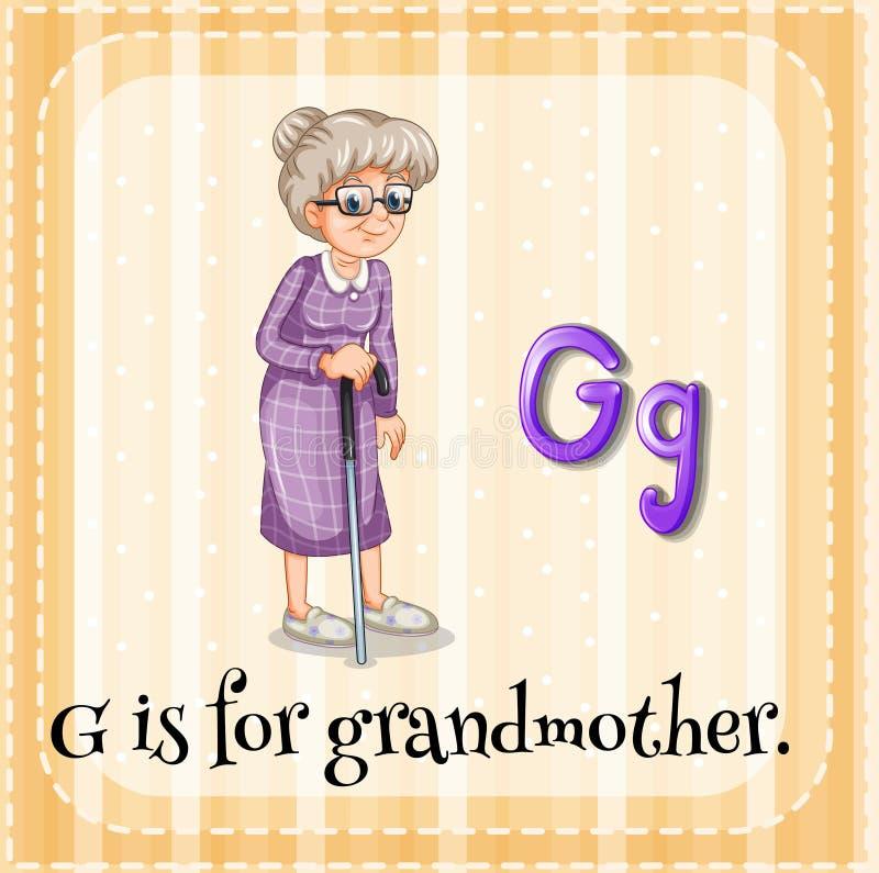 abuela libre illustration