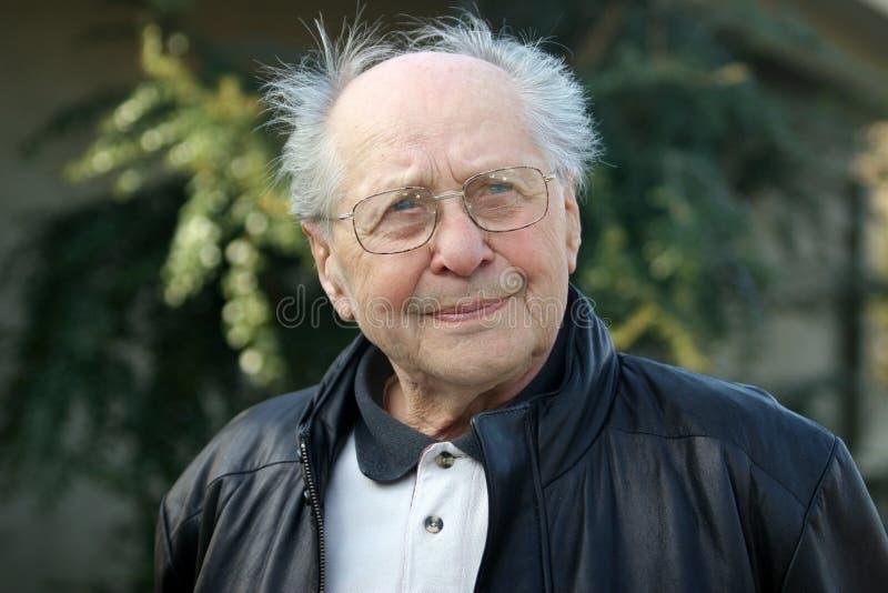 Abuelo foto de archivo