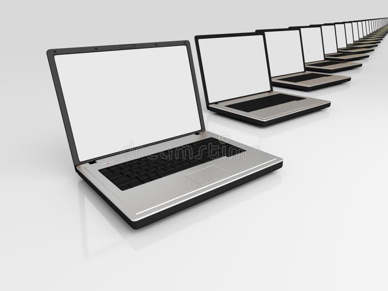 Download Abundance stock illustration. Illustration of laptop - 17127302