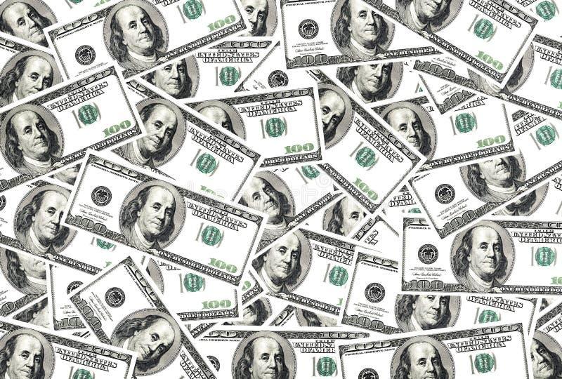 Abundancia de dólar fotografía de archivo libre de regalías