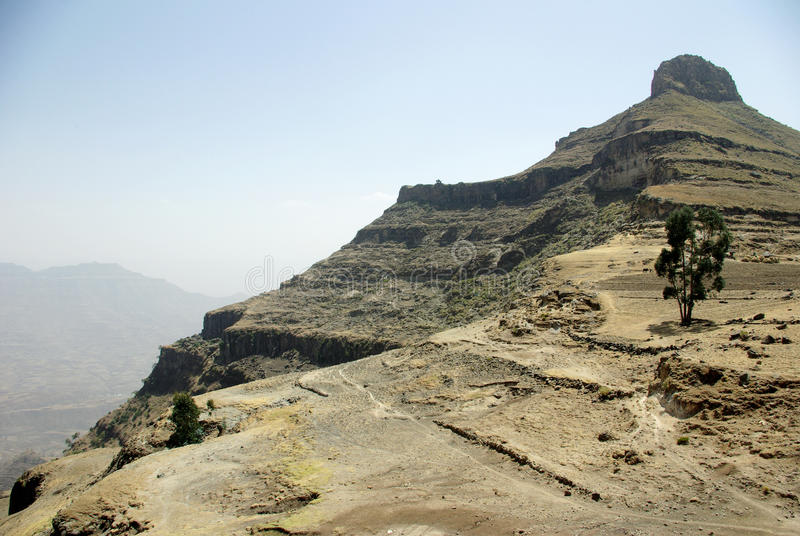 abune Ethiopia gór yosef fotografia stock