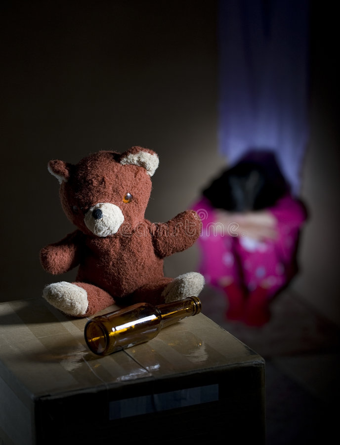 Download Abuse Stock Image - Image: 7849001