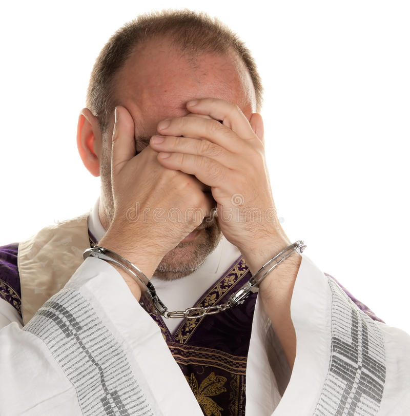 Free Abuse In The Church. Royalty Free Stock Photos - 13932098