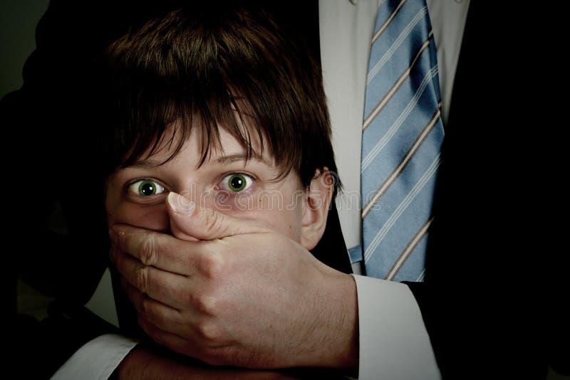 Abuso immagini stock libere da diritti
