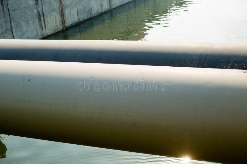 Abwasserleitung stockbilder