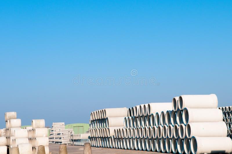 Abwasserrohre lizenzfreie stockfotografie