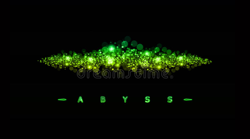 Download Abyss stock illustration. Image of effects, shinning - 24087316