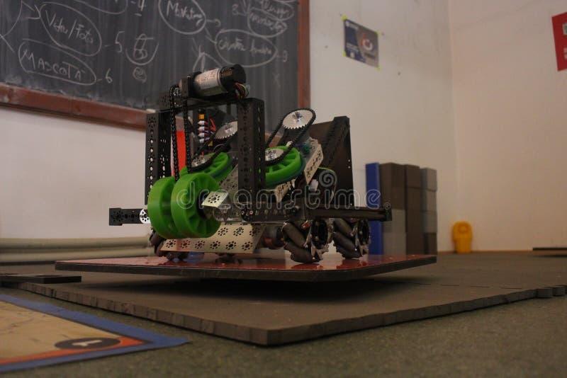 Robot ABYSS stock photos