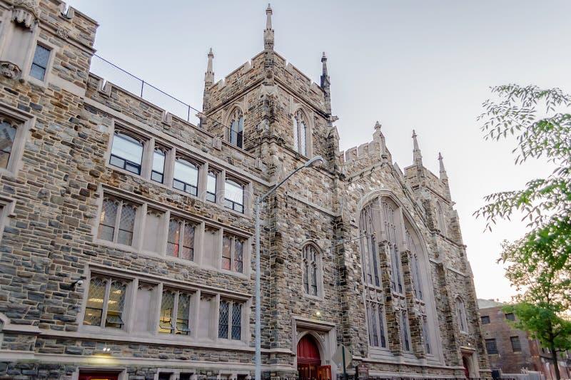 Abyssinian Baptist Church, New York royalty-vrije stock fotografie