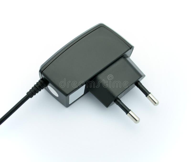 AC adapter royalty-vrije stock afbeeldingen