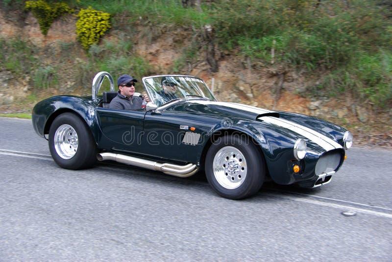 AC van Shelby Cobra royalty-vrije stock foto