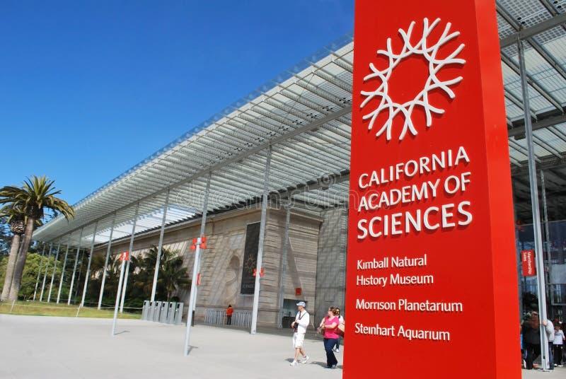 Académie des Sciences de la Californie image libre de droits