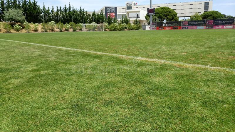 Académie du football image stock