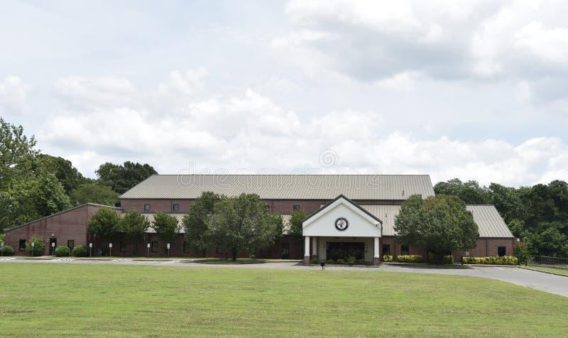Académie préparatoire de liberté, Memphis, TN photographie stock libre de droits