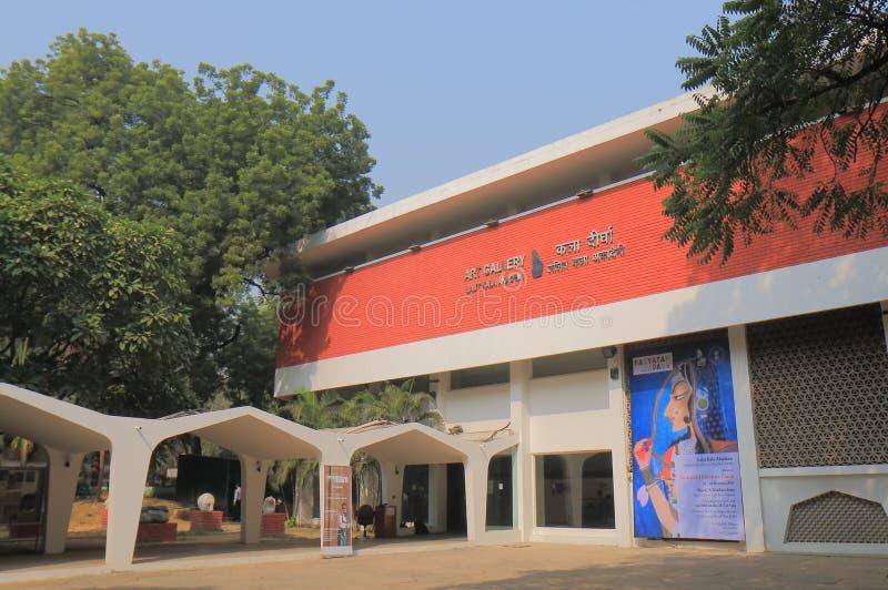 Academia nacional de Art New Delhi India imagen de archivo