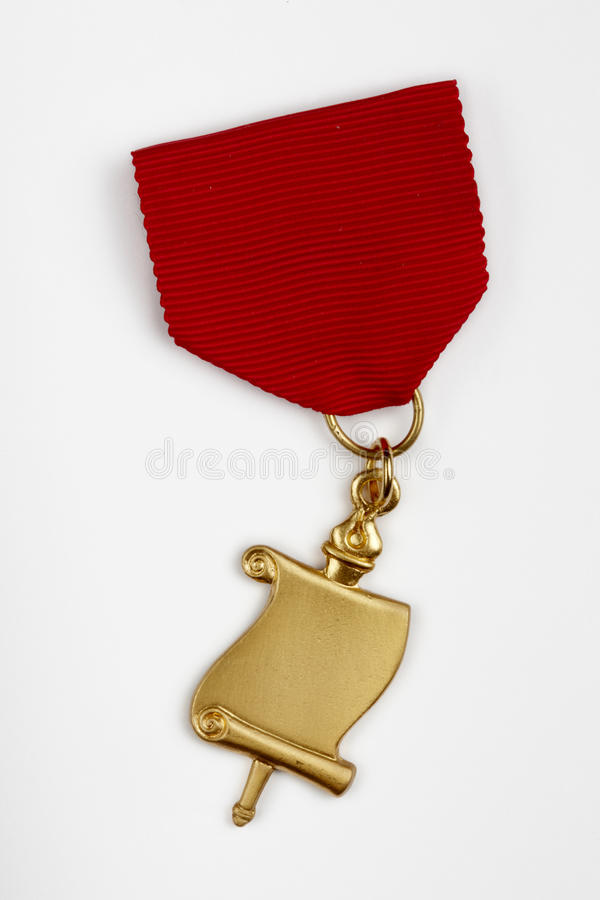 Download Academic achievement award stock image. Image of metal - 13033009
