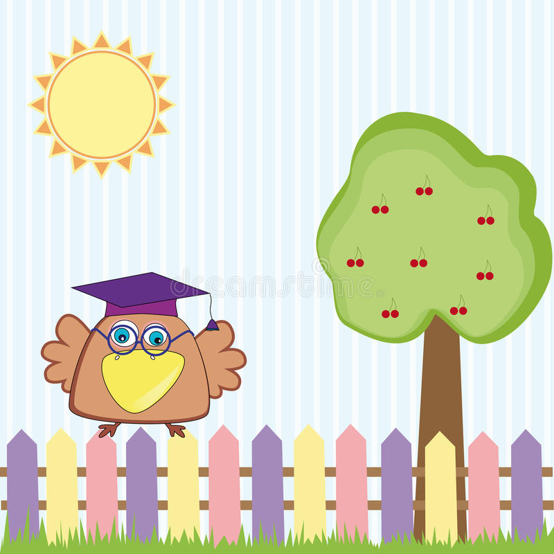 Download Academic crow stock vector. Image of butterfly, paper - 24643936