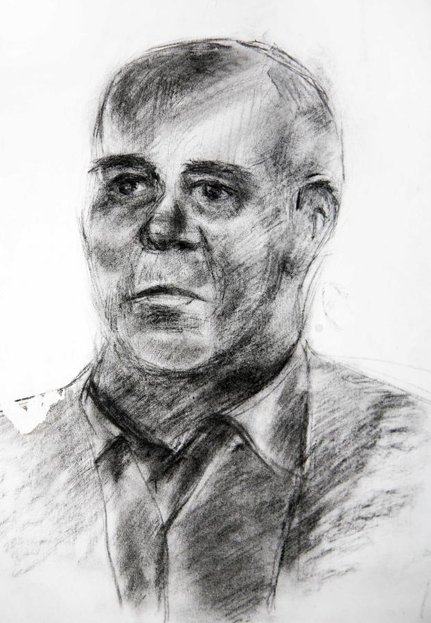 Academic de People.Drawing ilustração do vetor