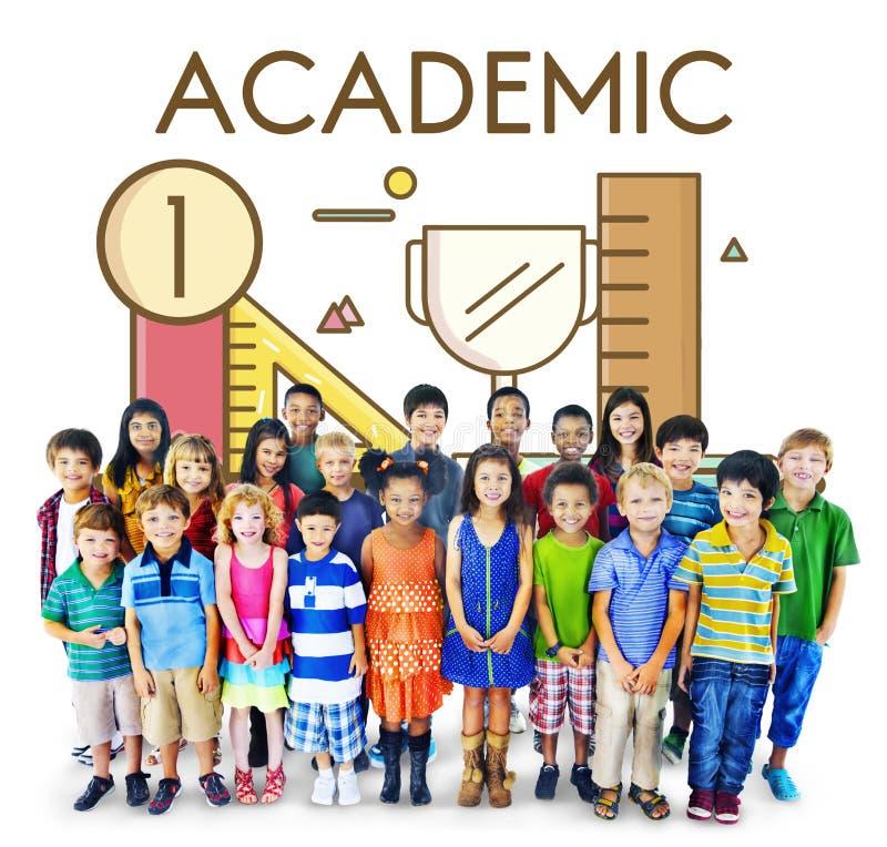 Academic Knowledge Literacy Wisdom Education Concept.  stock photos