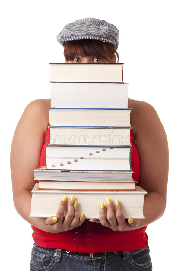 Download Academic load stock image. Image of textbooks, heavy - 25706961