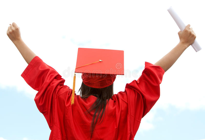 Download Academic success stock photo. Image of holding, female - 9611002