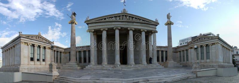 Download Academie Van Kunst, Nationale Bibliotheek, Bank Van Griekenland, Athene, Greec Stock Afbeelding - Afbeelding bestaande uit art, athene: 107700225