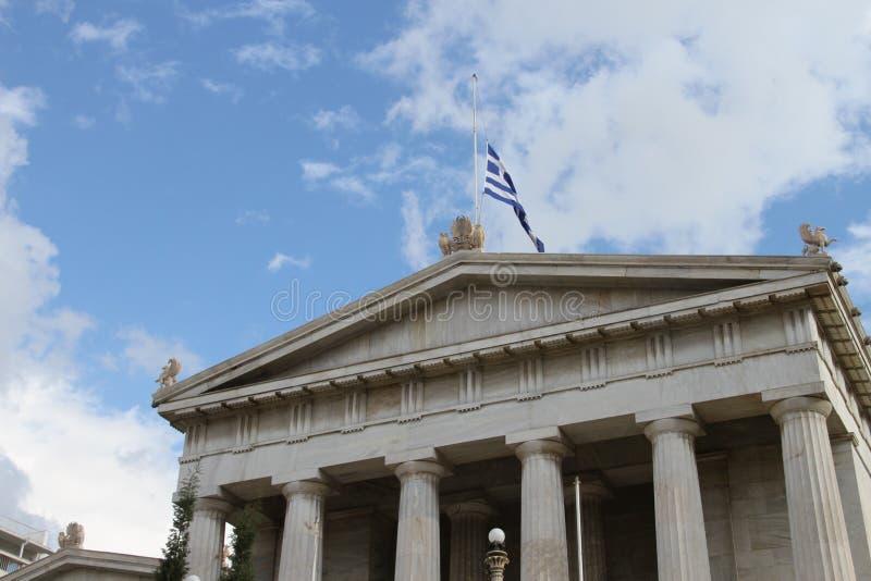 Download Academie Van Kunst, Nationale Bibliotheek, Bank Van Griekenland, Athene, Greec Stock Afbeelding - Afbeelding bestaande uit schilderijen, grieks: 107700553